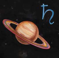 Saturn - Vedic Astrology