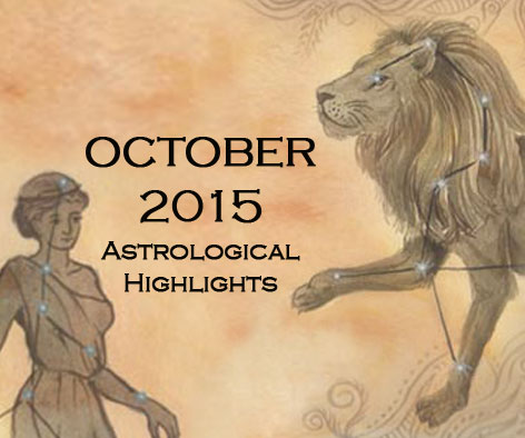 Vedic Astrology Forecast October 2015