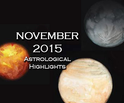 November 2015 | Vedic Astrology