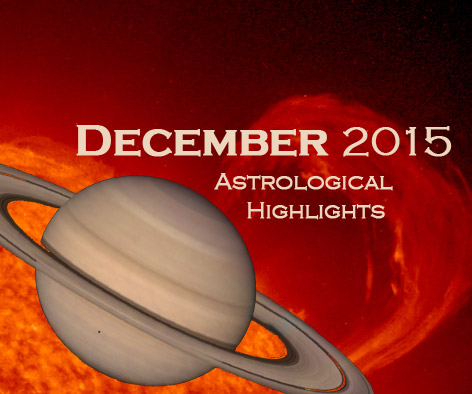 Vedic Astrology December 2015 - Sun Saturn conjunction
