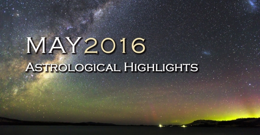 Vedic Astrology May 2016