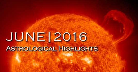 Vedic Astrology Forecast June 2016