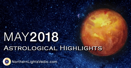 Astrological Highlights: May 2018 | Lina Preston - A Blog